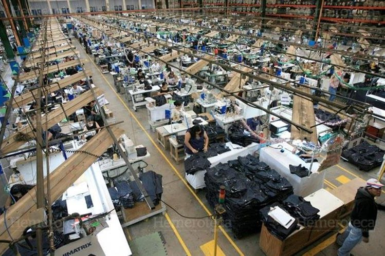 Uno de los objetivos del préstamo es que se creen nuevas fuentes de empleo con todas las prestaciones de ley. (Foto Prensa Libre: Hemeroteca PL)