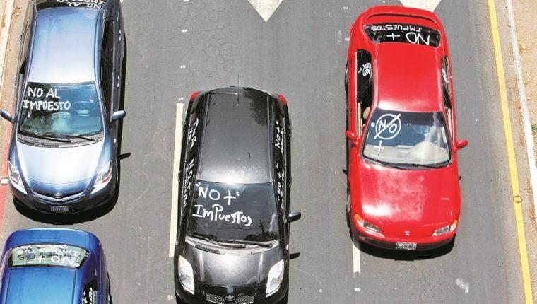 Estafas suman el 10 por ciento de casos en compra-venta. (Foto Prensa Libre: Hemeroteca PL)