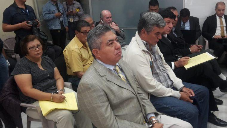El exsecratario de la SAAS, Carlos Quintanilla, es uno de los implicados en el caso Transurbano. (Foto Prensa Libre: Estuardo Paredes)