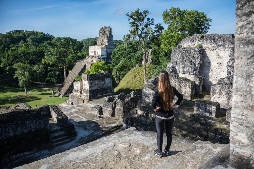 ¿Qué hace bien y qué mal el país en lo que se refiere a turismo? (Foto Prensa Libre)