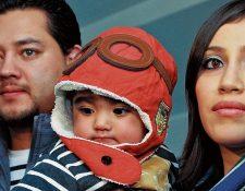 Santiago Haider Palencia fue sometido a un trasplante de hígado en Taiwán, cuando tenía 9 meses de edad, en el 2013. El bebé viajó desde Guatemala y recibió el órgano de su madre.