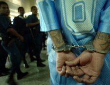 Si el procesado acepta los cargos durante la audiencia de primera declaración, tendrá derecho a que se le rebajen la pena a la mitad. (Foto Prensa Libre: Hemeroteca PL)