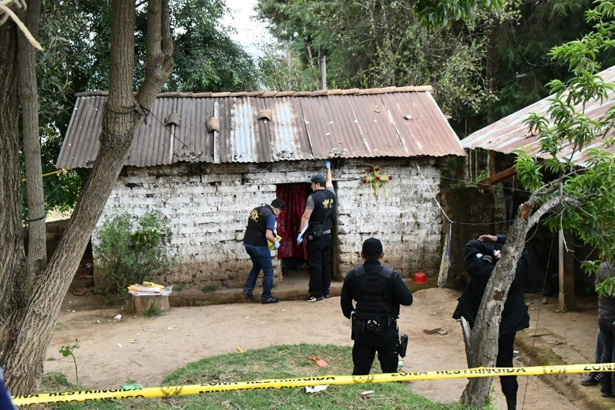 Localizan cadáveres de madre y sus dos hijos en San Carlos Sija