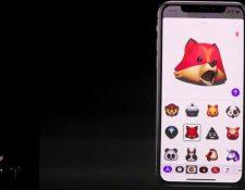 El nuevo celular de Apple permite convertir tu propio rostro en un emoji parlanchín. Pero otras tecnologías ofrecen opciones similares. GETTY IMAGES