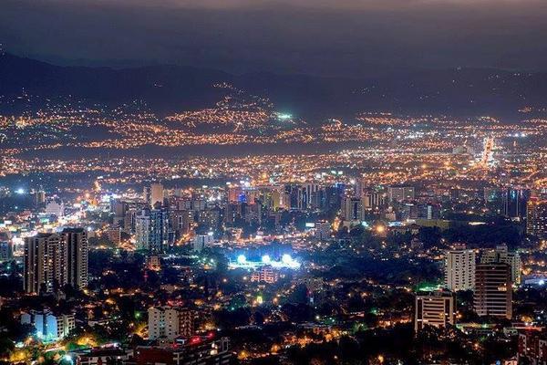 Ciudad de Guatemala. (Foto cortesía del usuario de Facebook Xavier Duke)