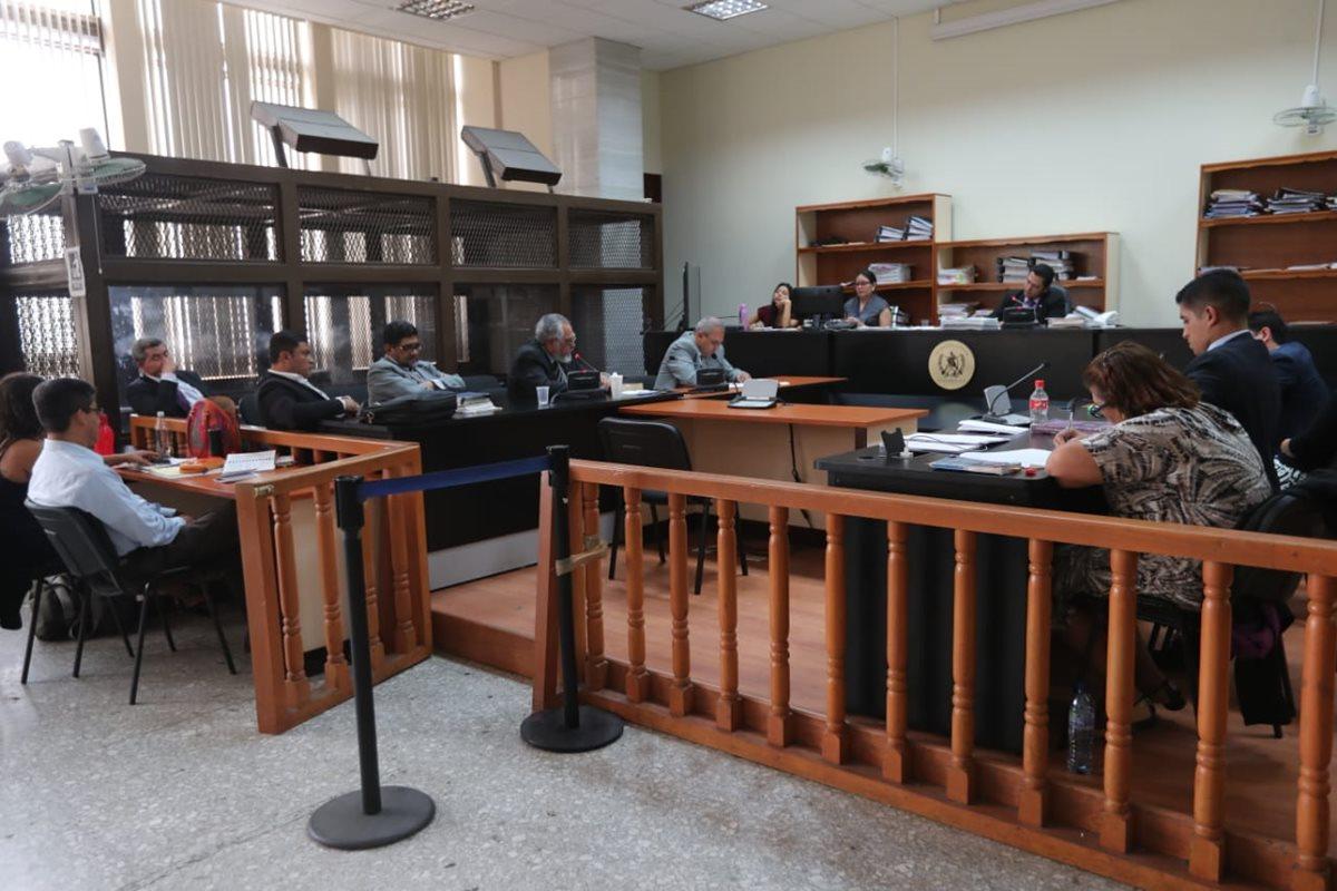 Seis acusados en el caso La Línea piden salir de prisión