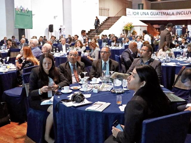 Entidades trabajarán estrategia para impulsar la inclusión financiera en Guatemala