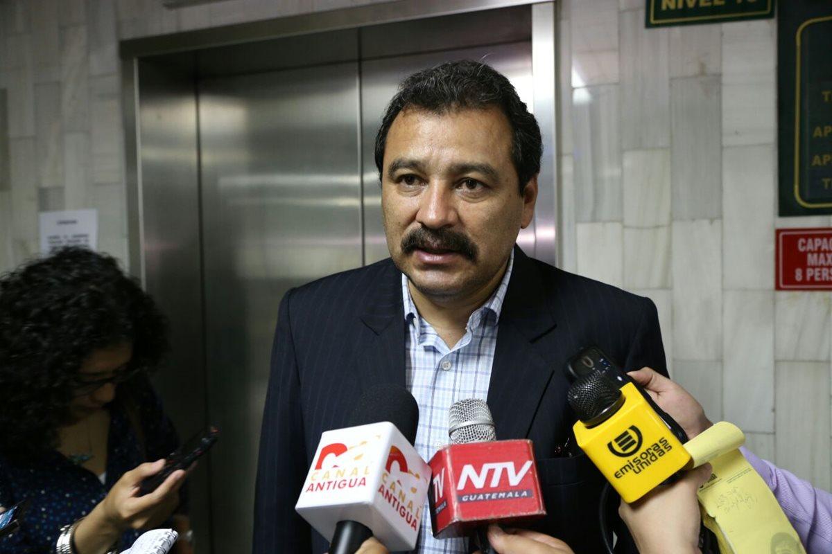 Pérez Molina busca libertad provisional