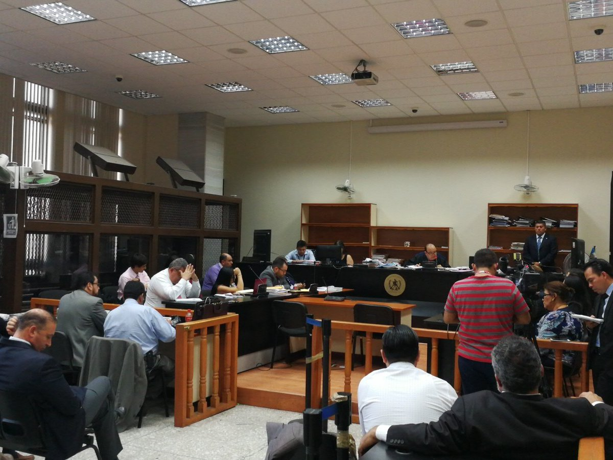 Caso Traficantes de Influencias | Sindicados quedan ligados a proceso
