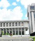 El Organismo Judicial deberá resolver las querellas presentadas contra exfuncionarios de gobierno. (Foto Prensa Libre: Hemeroteca PL)