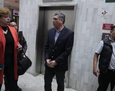 Gustavo Martínez saldrá de prisión luego de tres años. (Foto Prensa Libre: Juan Diego González)