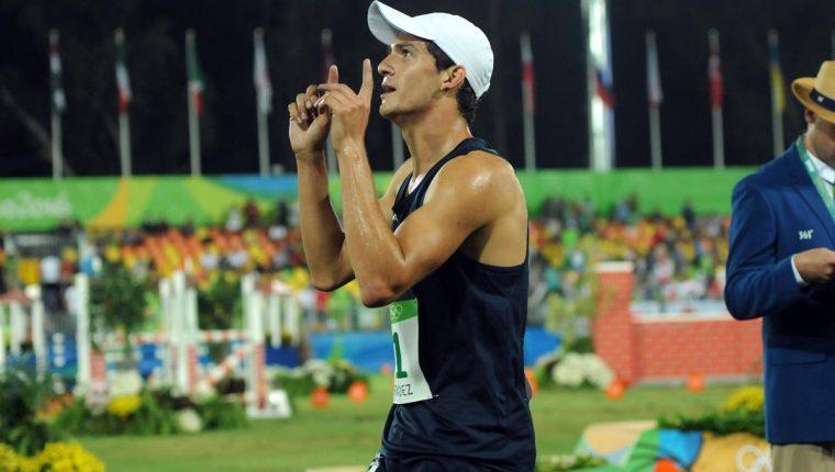Charles realizó un gran esfuerzo en los Juegos Olímpicos de Río 2016. (Foto Prensa Libre: Jeniffer Gómez)