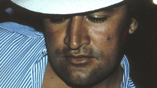 """Rodríguez Gacha era llamado el """"ministro de guerra"""" del Cartel de Medellín."""