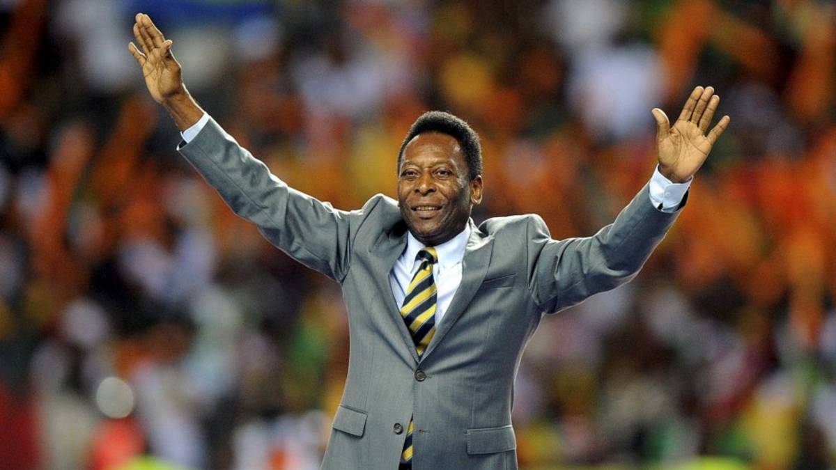 El brasileño Pelé celebró este martes su cumpleaños 78. (Foto Hemeroteca PL).