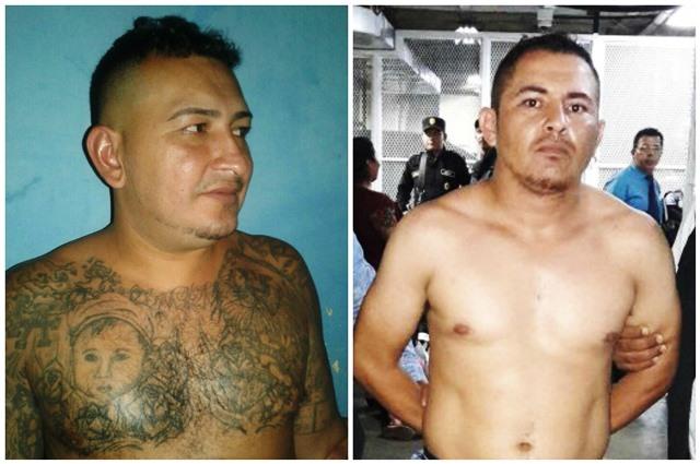 Para expulsar a pandilleros salvadoreños debe existir una orden de captura de su país, de los contrario enfrentan a la justicia guatemalteca. (Foto Prensa Libre: PNC)