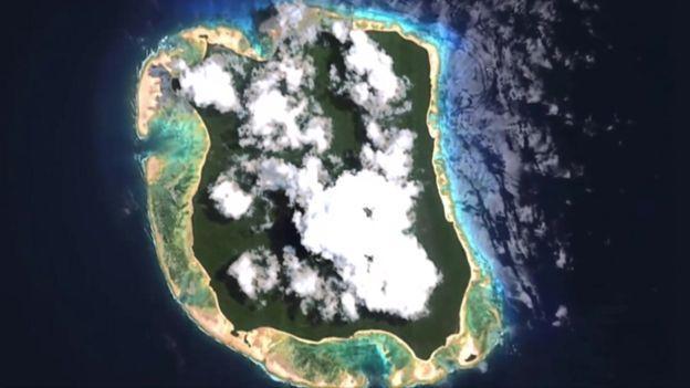 Los sentineleses habitan en la isla Sentinel del Norte. SURVIVAL INTERNATIONAL