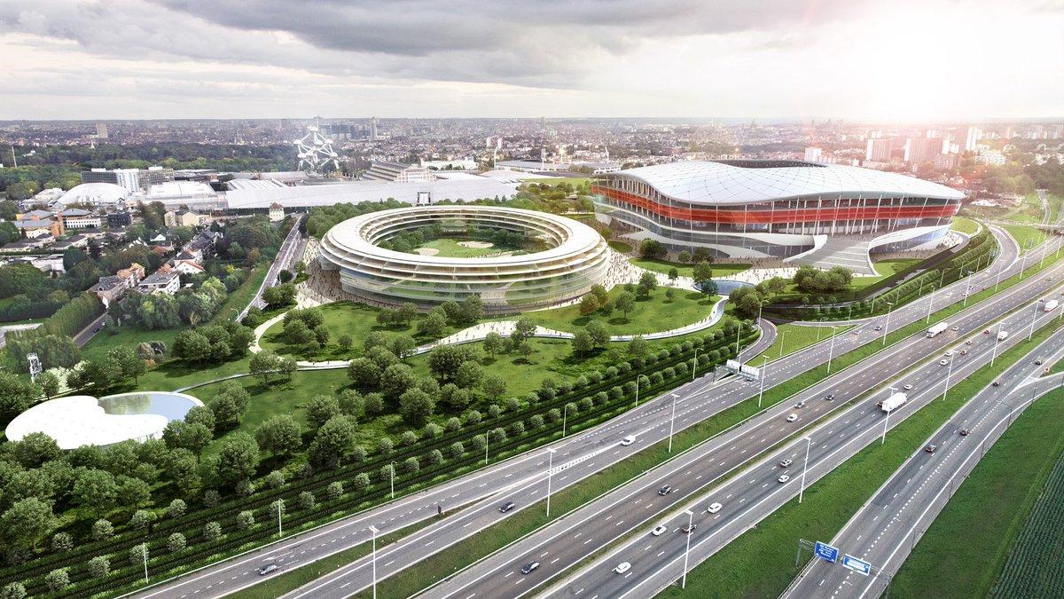 Este es el proyecto que no se ha podido desarrollar para la Eurocopa 2020. (Foto Prensa Libre: Tomada de Internet)
