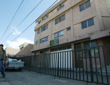 La adolescente fue remitida al Juzgado de Menores en Conflicto con la Ley Penal, en la zona 9. (Foto Prensa Libre: Hemeroteca PL)