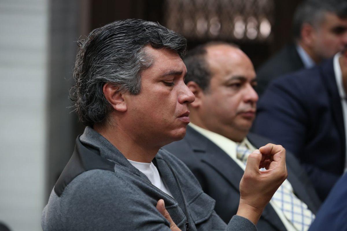 Gustavo Martínez Luna está entre las personas enviadas a juicio por el caso TCQ. (Foto Prensa Libre: Hemeroteca PL).