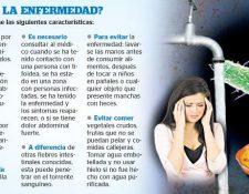 El área de Salud de Petén efectuará limpieza en las comunidades en que se han detectado casos de la fiebre. (Foto Prensa Libre: Hemeroteca PL)