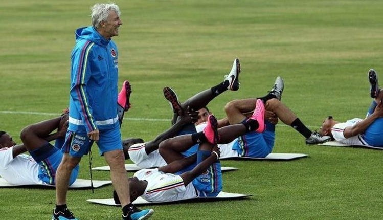 José Pekerman ya no tiene contrato con la selección de Colombia y su renovación se vislumbra lejos. (Foto Prensa Libre: Hemeroteca PL)