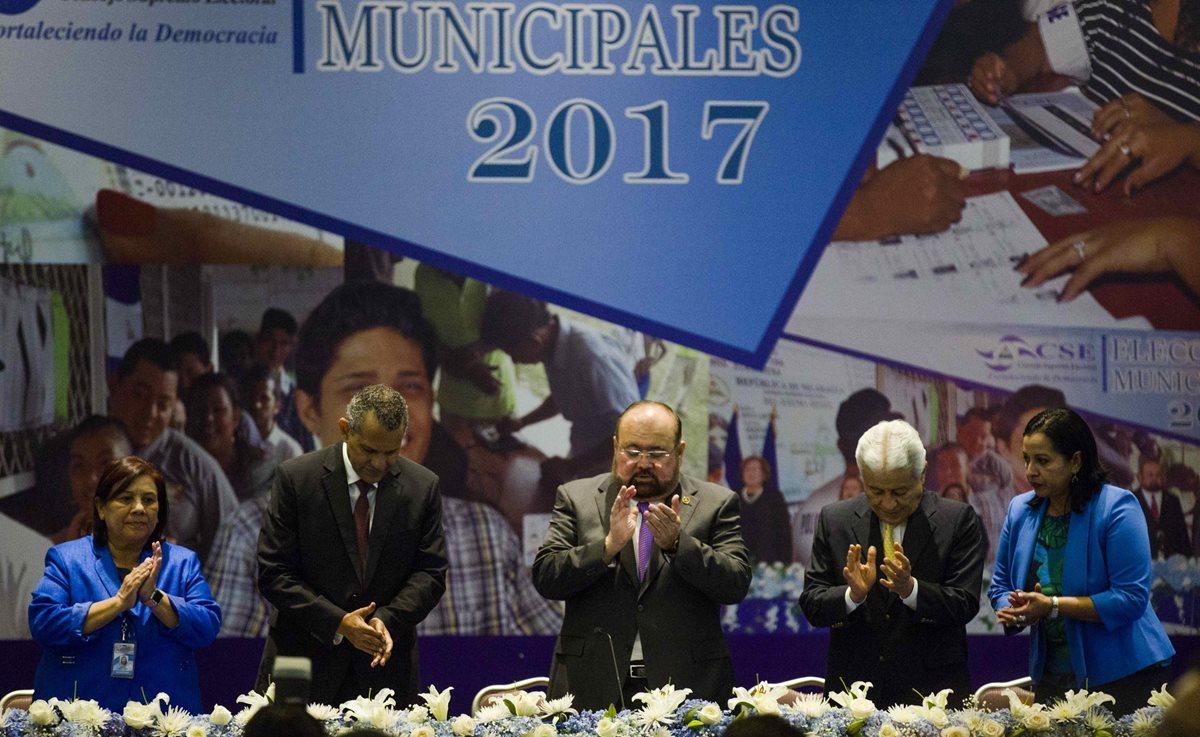 Opositores cuestionan victoria de sandinistas en Nicaragua
