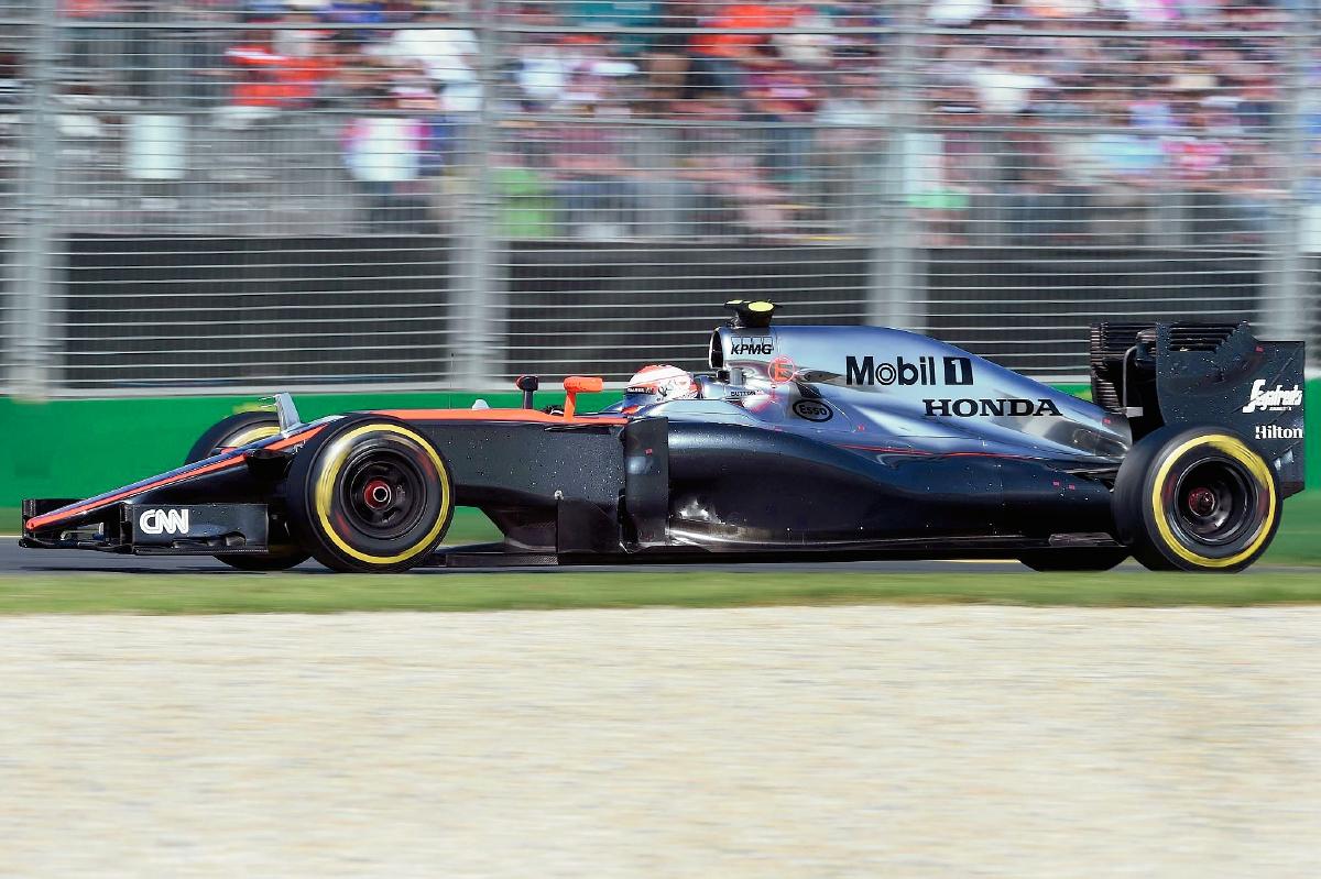 Button piensa que McLaren acabará con el dominio de Mercedes a largo plazo