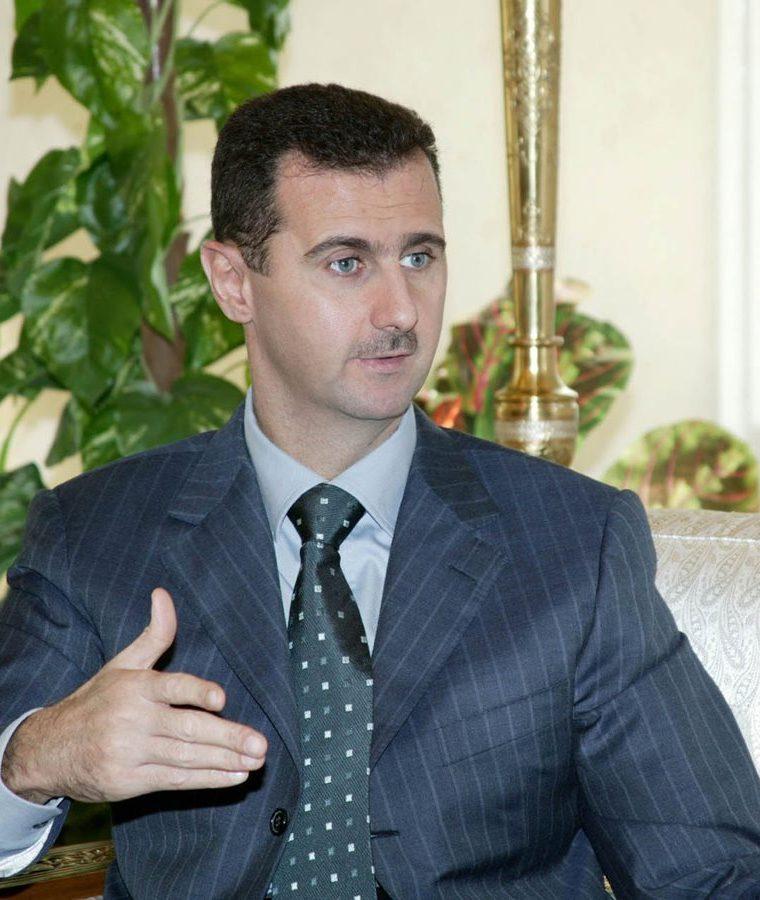 Bashar al Asad, presidente de Siria desde el año 2000. (Foto: AFP)