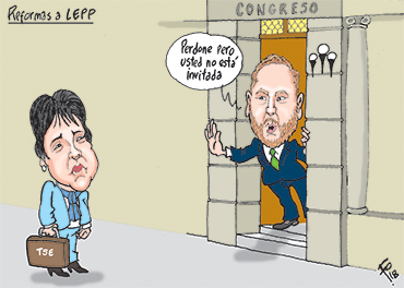 Reformas a LEPP