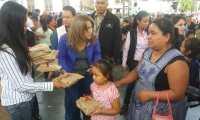 Uno de los objetivos de la Sosep es ayudar a los niños en situación de vulnerabilidad (Foto Prensa Libre: Hemeroteca PL)