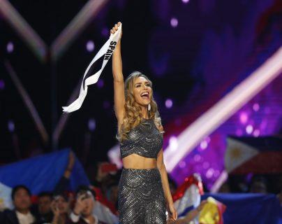 Ángela Ponce, Miss España, en Miss Universo 2018 (Foto Prensa Libre: EFE).
