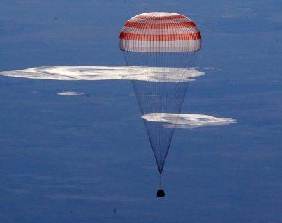La Telstar 18, el balón oficial de Rusia 2018 regresa del espacio