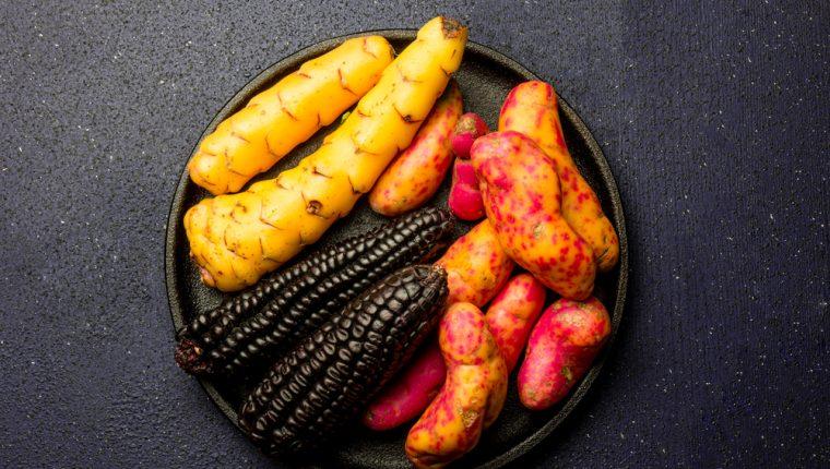 Los alimentos exóticos peruanos conquistaron mercados extranjeros. (Foto Prensa Libre: )