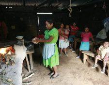 El Gobierno creó un plan para apoyar a las familias con desnutrición aguda. (Foto Prensa Libre: Hemeroteca PL)