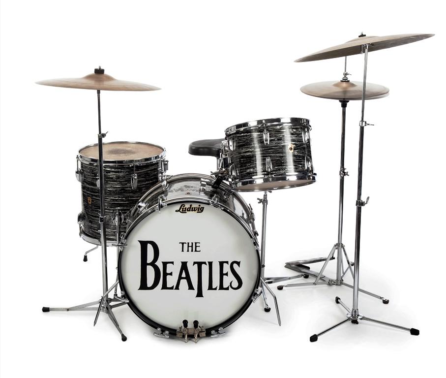Ringo Starr subastará la primera batería de Los Beatles. (Foto Prensa Libre: AP)