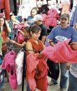 La oferta de los bazares en Interfer incluye regalos, calzado, vestuario, electrodomésticos y motocicletas, entre otros.