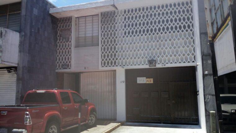 Edificio ya quedó en posesión del Estado. (Foto Prensa Libre: Hemeroteca PL)
