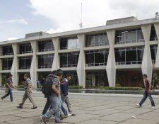 Los estudiantes de la Usac votarán por sus autoridades estudiantiles entre  el 4 y 6 de octubre. (Foto Prensa Libre: Hemeroteca PL)