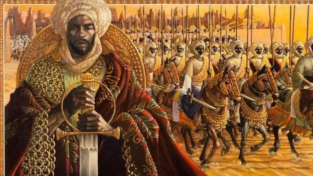 La riqueza de Mansa Musa era inconcebible.