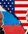 Las tensiones han escalado tras la expulsión de 60 diplomáticos rusos de Estados Unidos. GETTY IMAGES