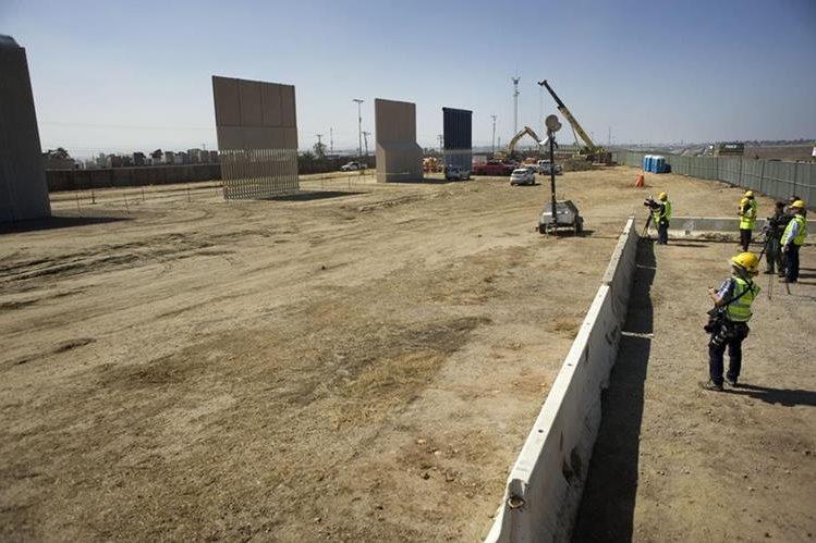 Donald Trump insiste en construir un costoso muro entre México y EE. UU. (Foto: Hemeroteca PL)