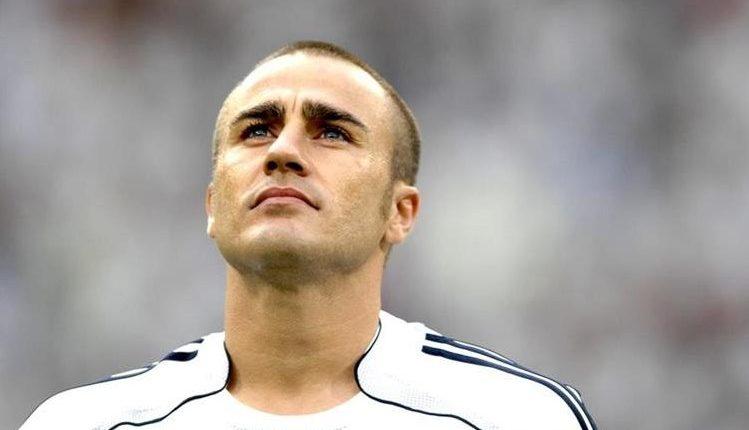El exjugador italiano Fabio Cannavaro, campeón del mundo en Alemania 2006, lamentó la muerte de Davide Astori. (Foto Prensa Libre: Hemeroteca)