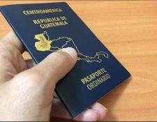 El pasaporte ordinario tenía un costo de US$30. (Foto: Hemeroteca PL)