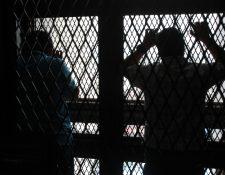 Las personas que se encuentran detenidas bajo prisión preventiva no podrán ejercer su derecho al voto. (Foto Prensa Libre: Hemeroteca PL)