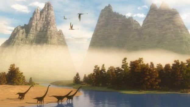 Solo las aves pudieron adaptarse y evolucionar después del periodo de extinción de los dinosaurios. GETTY IMAGES