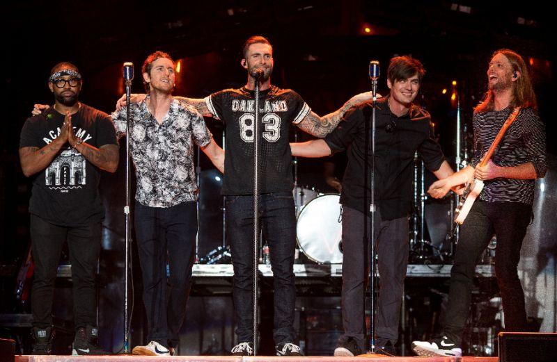 Maroon 5 protagonizará el espectáculo de medio tiempo del Super Bowl