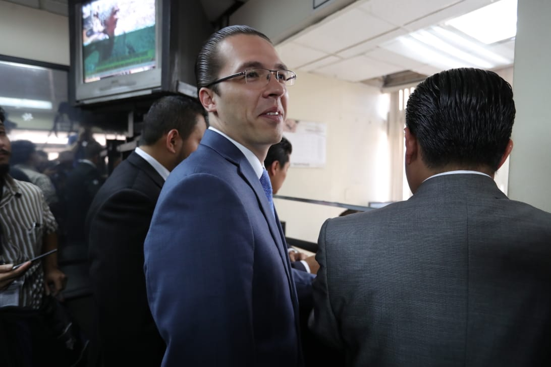 Felipe Alejos: Tengo pruebas de que se violaron mis derechos