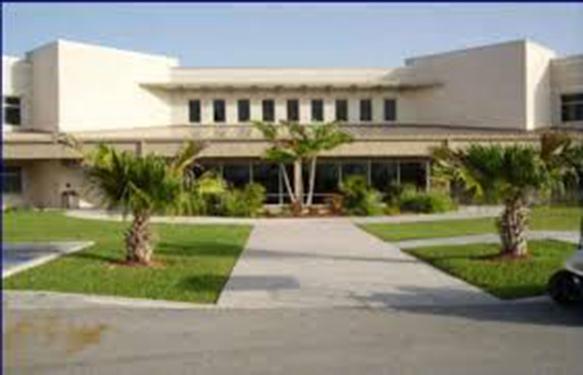 El expresidenciable Manuel Baldizón estaría detenido en este centro para inmigrantes de Miami, Florida. (Foto Prensa Libre: Hemeroteca)