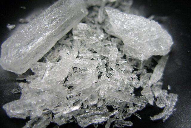 Además de cocaína y marihuana, ahora se distribuye cristal. (Foto Prensa Libre: Hemeroteca PL)