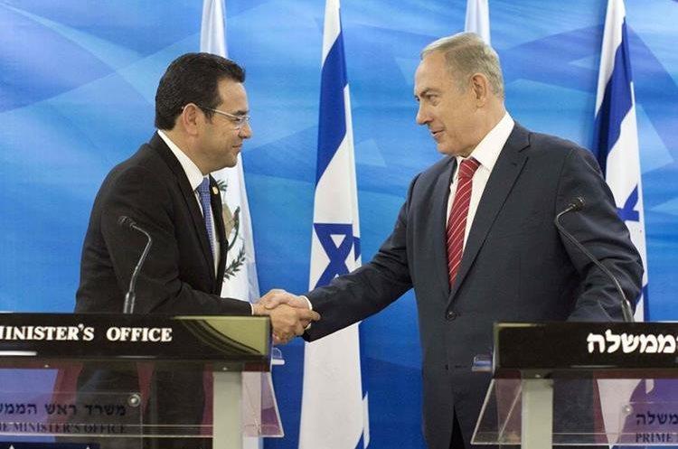 Cuáles son los principales aportes que Israel ha hecho a Guatemala